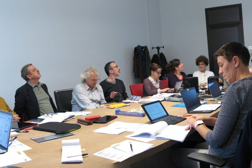 Meeting of the partners in Trieste