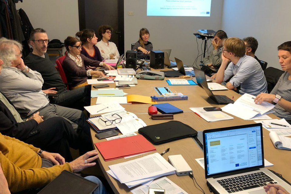 First transnational Meeting Trieste
